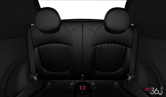 Mini Yours Leather Lounge Carbon Black