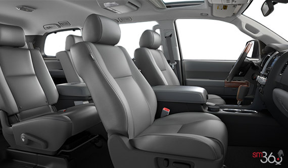 2019 Toyota Sequoia Platinum 5 7l Mierins Automotive Group In Ontario