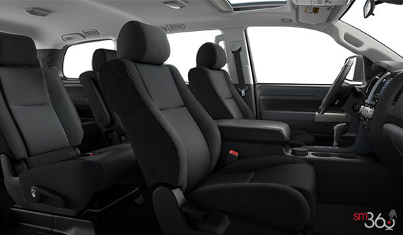 2019 Toyota Sequoia Sr5 5 7l Mierins Automotive Group In Ontario