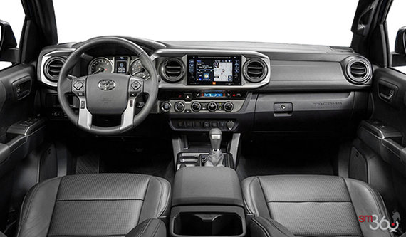 2019 Toyota Tacoma 4x4 Double Cab V6 Ltd Sb Mierins Automotive