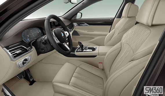 Canberra Beige/Dark Coffee Extended Nappa Leather