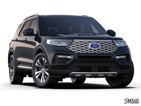 Ford Explorer PLATINUM 2020