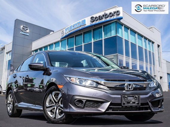 2017 Honda Civic LX w/Honda Sensing NO ACCIDENTS