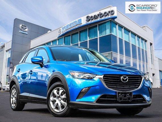 2016 Mazda CX-3 NAV FREE WINTER TIRES GX (A6)