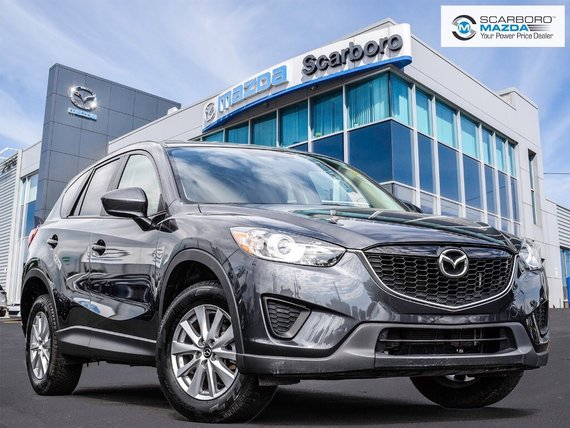 2014 Mazda CX-5 GX 1 OWNER NO ACCIDENTS