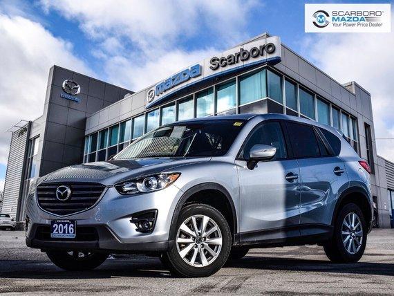2016 Mazda CX-5 GS AWD NAV 1 OWNER