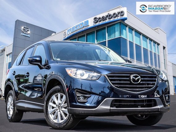 2016 Mazda CX-5 GS 1 OWNER NO ACCIDENT LOW KM