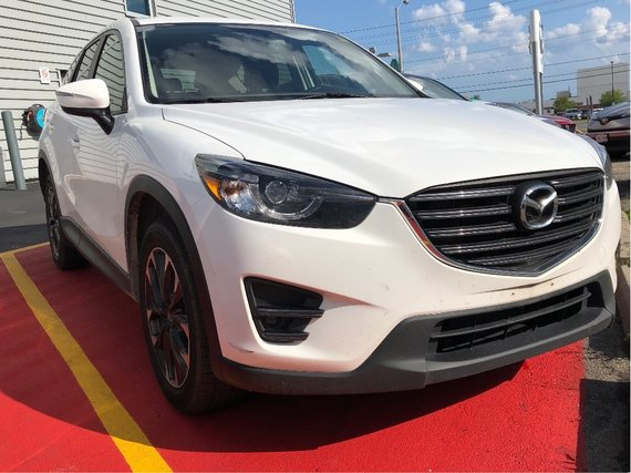 2016 Mazda CX-5 GT AWD NO ACCIDENTS LEATHER
