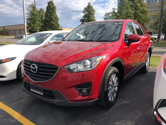 2016 Mazda CX-5 GS FREE NEW WINTER TIRES NAV AWD