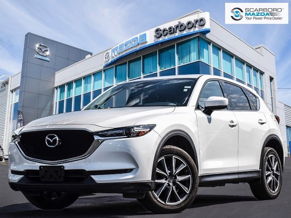 2017 Mazda CX-5 GT FREE WINTER TIRES AWD