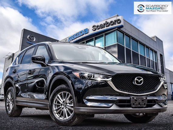2018 Mazda CX-5 GS 1 OWNER NO ACCIDENT AWD