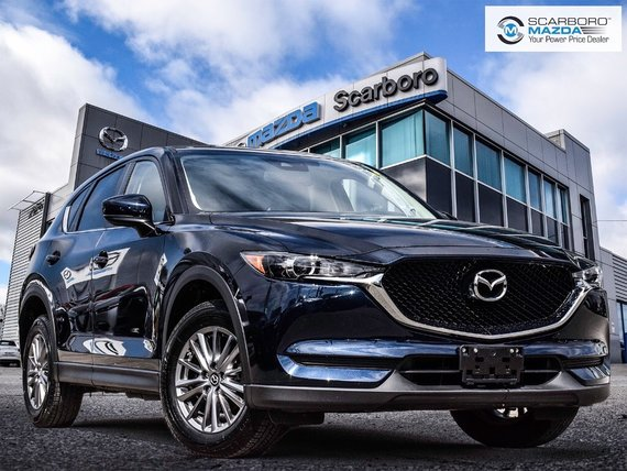 2018 Mazda CX-5 GS AWD FREE WINTER TIRES 1 OWNER