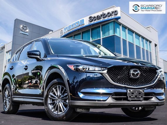 2019 Mazda CX-5 GS DEMO 0.99% FINANCE