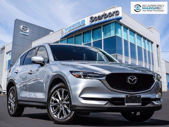 2019 Mazda CX-5 GT SIGNATURE FINANCE@0.99% DEMO
