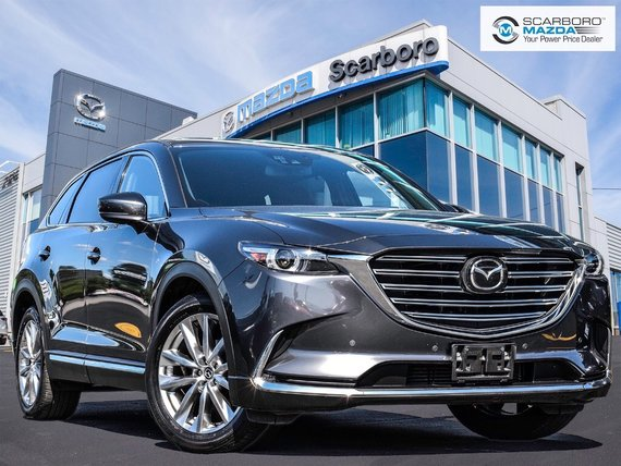 2016 Mazda CX-9 GT SIGN AWD 1 OWNER