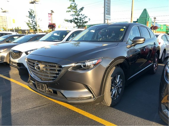 2017 Mazda CX-9 GS-L LEATHER AWD NEW TIRES & BRAKES NO ACCIDENTS