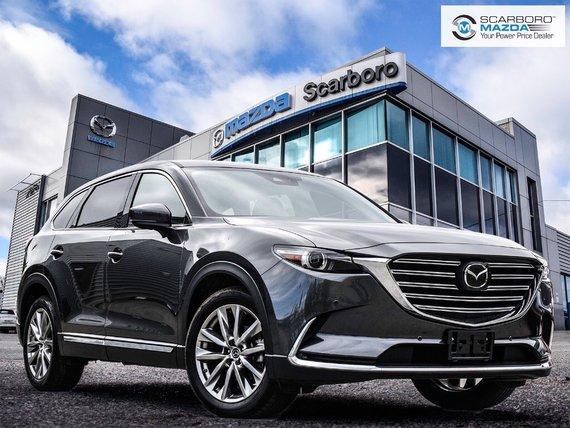 2018 Mazda CX-9 GT AWD NAV FIANCE 1.90%