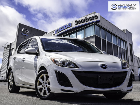 2011  Mazda3 Sport HATCHBACK 1OWNER