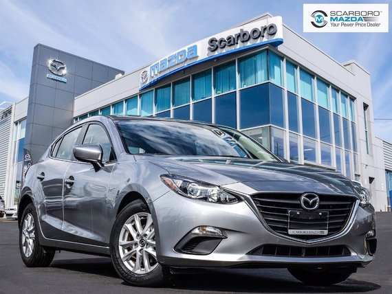 2015  Mazda3 Sport GS FREE NEW WINTER TIRES NO ACCIDENTS