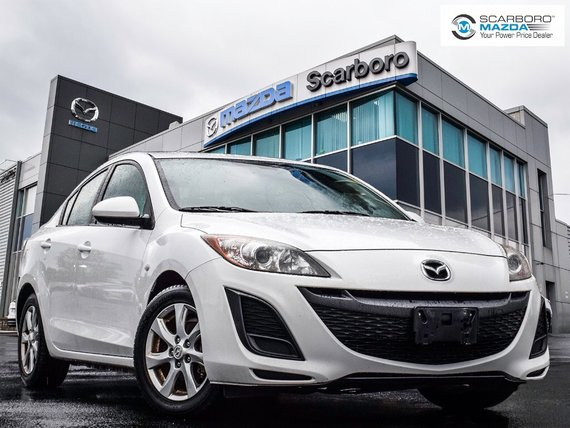 2010  Mazda3 AUTO BLUETOOTH 1 OWNER