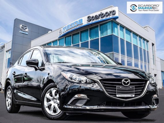 2015  Mazda3 GX FREE NEW WINTER TIRES 1 OWNER