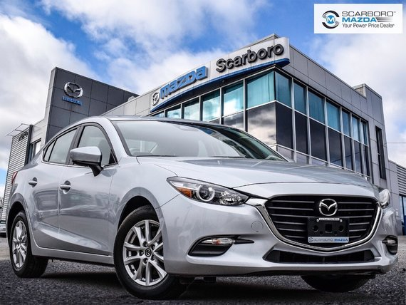 2018  Mazda3 GS N0 ACCIDENT BLIND SPOT MONITORING