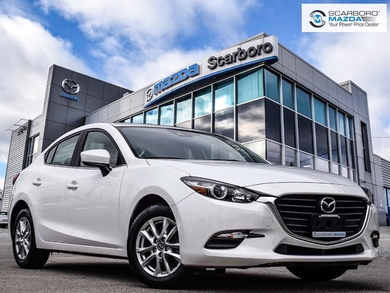 2018  Mazda3 GS FREE NEW WINTER TIRES