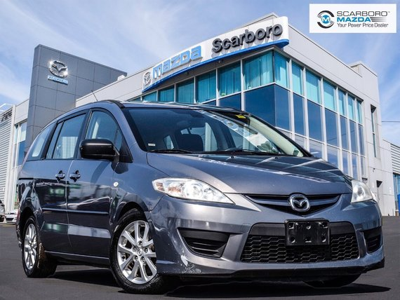 2009  Mazda5 GS AUTOMATIC 6 SEATING