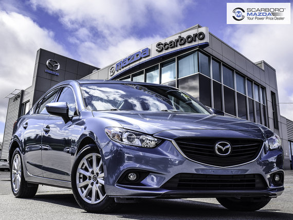 2014  Mazda6 GS NO ACCIDENT BLIND SPOT