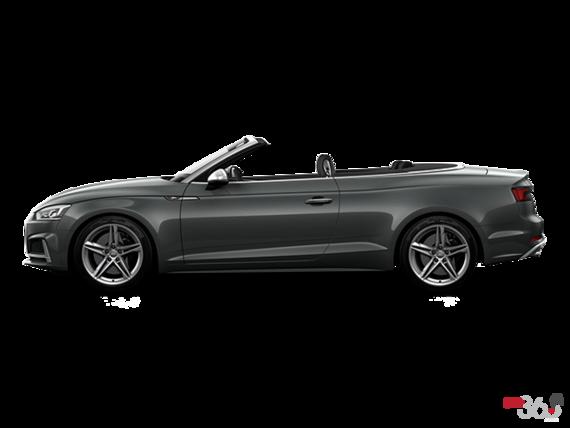 Audi S5 Cabriolet  2018