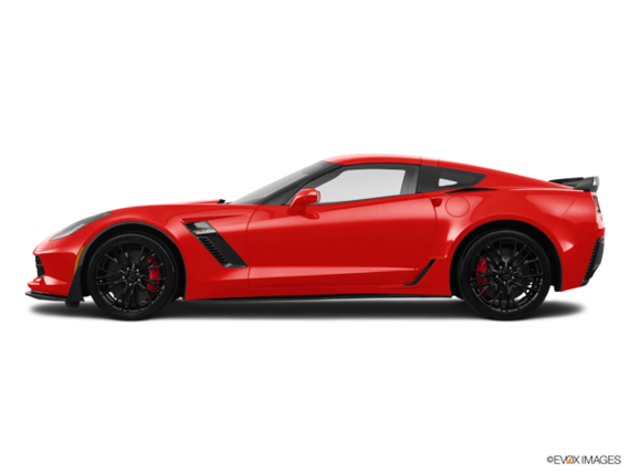 Chevrolet Corvette Coupé Z06  2018