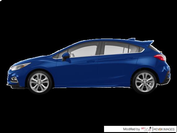 Chevrolet Cruze à hayon - Diesel  2018