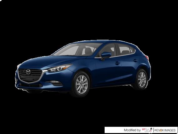 2018 Mazda D5SK88 AA00 GS