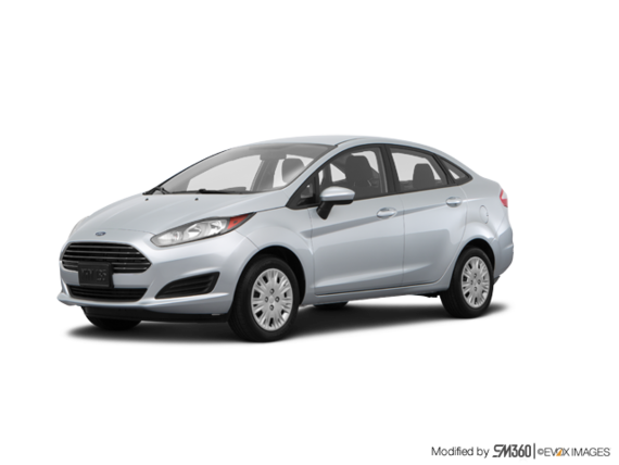 Ford Fiesta Sedan >> Ford Fiesta Sedan S 2019 Ford New Richmond In New Richmond