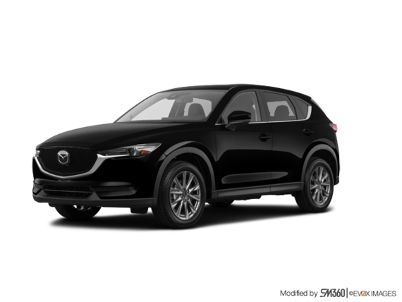 2019 Mazda CX-5 GT W/TURBO