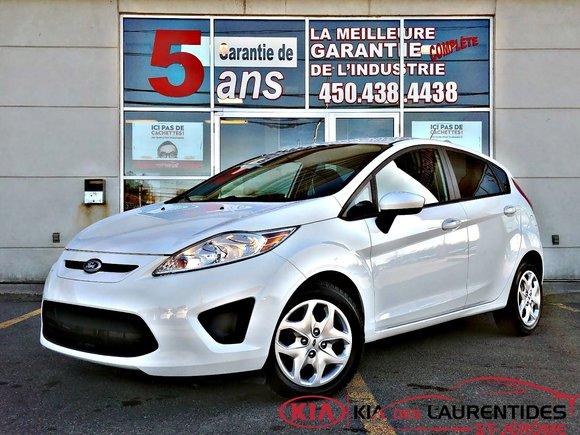 Ford Fiesta 2013**SE**BLUETOOTH**A/C**LOW MILAGE** 2013