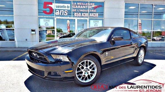 2013 Ford Mustang 2013**V6**CUIR**BANC CHAUFFANT**