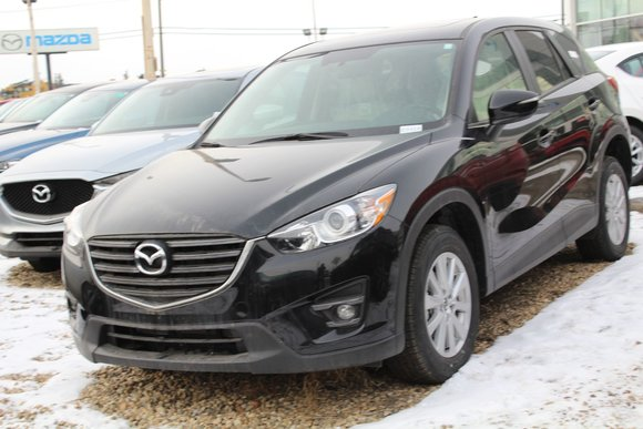 2016 Mazda CX-5 2016.5 CX-5 LEATHER SUNROOF BRAND NEW CLEAR OUT