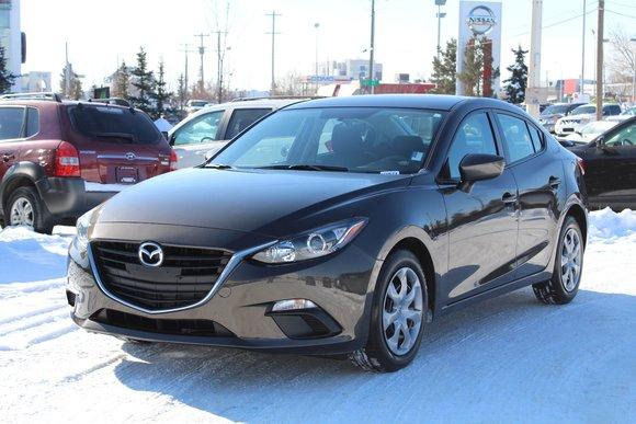 2015 Mazda Mazda3 2015 MAZDA 3 BLUETOOTH FINANCING FROM 0 %