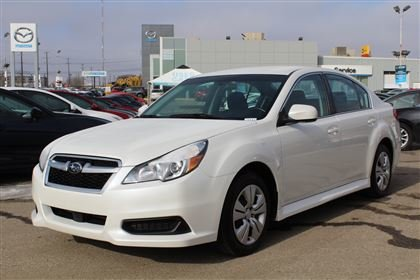 2014 Subaru Legacy LEGACY AWD HEATED SEATS BLUETOOTH * LIFE TIME ENGI