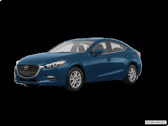 2018 Mazda Mazda3 GS