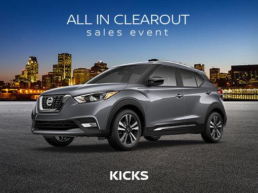 kicks deals