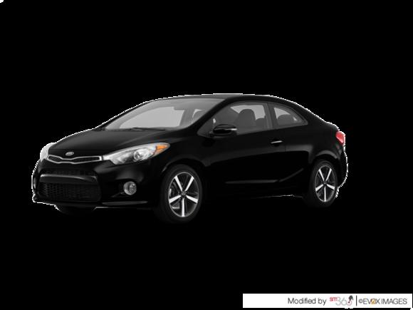 2017 Kia Forte Koup EX