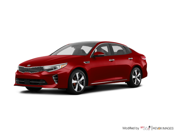 2017 Kia Optima SX