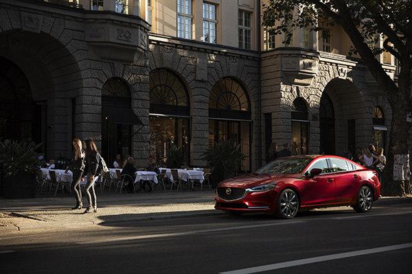 2018 Mazda6: Turbocharged FTW