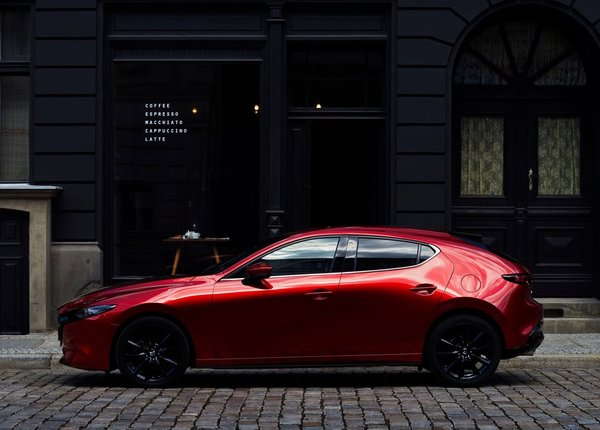 Three Things to Know About the New 2019 Mazda3