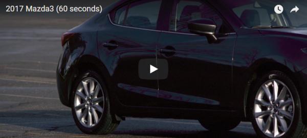 2017 Mazda3 (60 Seconds)