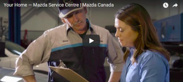 Your Home - Mazda Service Centre   Mazda Canada