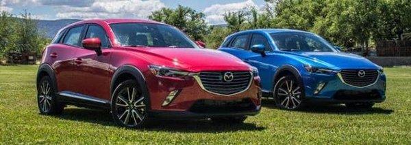 2016 Mazda CX-3 Arrives