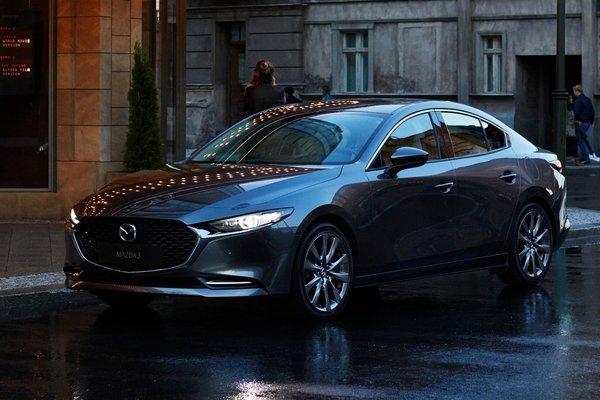 Le nouveau Mazda3 2019